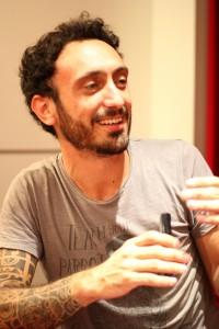 """Emmanuel Pérez """"Gato"""". Fotografía de Daniel Fernández Sosa"""