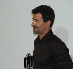 Rodolfo Sancho. Fotografía de Ana Belén Robles