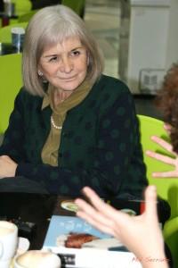 Alicia Giménez Bartlett. Fotografía de Mai Serrano.