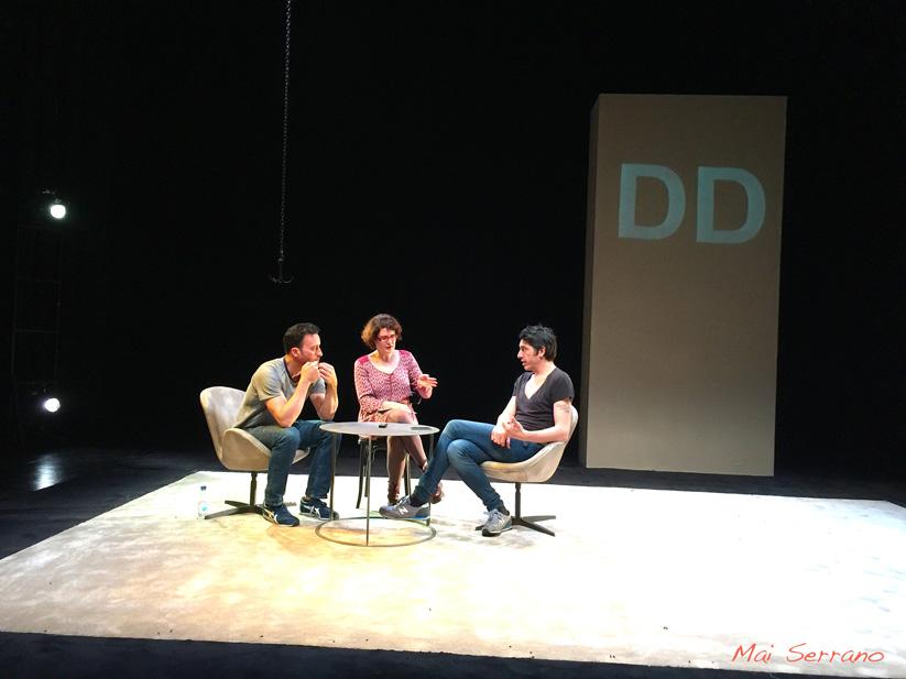 Entrevista con Pablo Puyol e Ignasi Vidal. Fotografía de Mai Serrano
