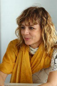 Emma Suárez. Fotografía de Daniel Fernández Sosa
