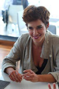 Silvia Maya. Fotografía de Daniel Fernández Sosa