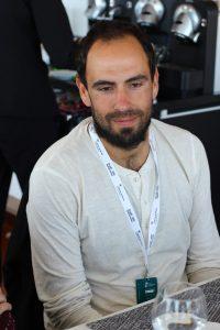Daniel Martín. Fotografía de Daniel Fernández Sosa