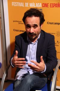 Koldo Serra. Fotografía de Daniel Fernández Sosa