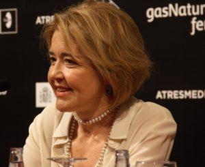 María Pujalte. Fotografía de Ana Sonia Macías Martín