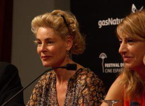 Belén Rueda e Inés París. Fotografía de Ana Sonia Macías Martín
