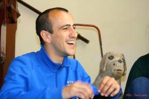 "Manuel Ollero ""Piñata"". Fotografía de Mai Serrano"