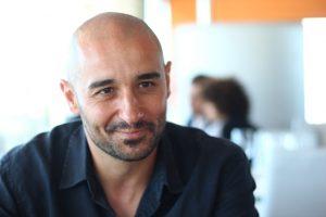 Alain Hernández. Fotografía de Daniel Fernández Sosa