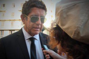 Pedro Casablanc. Fotografía de Ana Sonia Macías Martín