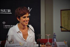 Silvia Vacas. Fotografía de Ana Sonia Macías Martín
