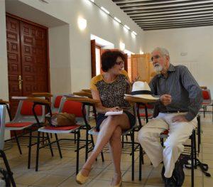 Entrevista con Denis Rafter. Fotografía de Laura Vil.
