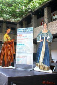 """Cartel de """"Teatro del Carbón"""". Fotografía de Mai Serrano"""
