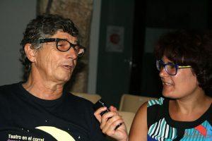 Pepe Cantero durante nuestra entrevista. Fotografia de Mai Serrano