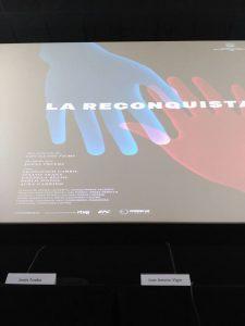 """Rueda de prensa de """"La reconquista"""" en Cine Albéniz"""