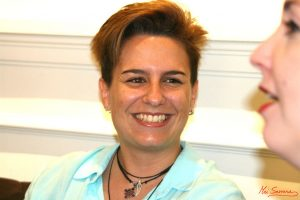 Alba Jiménez. Fotografía de Mai Serrano