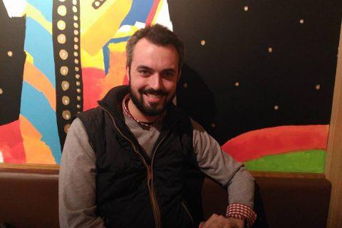 Entrevista Santi Otero Vela