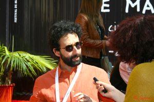 Pablo Remón. Fotografía de Mai Serrano