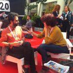 Entrevista Pablo Remón – No sé decir adios – Festival de Cine en Español de Málaga