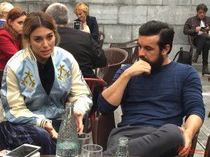 Blanca Suárez y Mario Casas. Fotografía de Mai Serrano