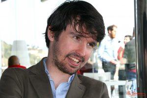 Santiago Alverú. Fotografía de Mai Serrano