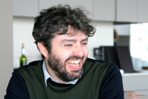 Víctor García León. Fotografia de Mai Serrano