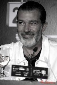 Antonio Banderas. Fotografía de Mai Serrano