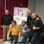 """Rueda de prensa """"Justo a tiempo"""" – Síndrome Clown – Teatro Cervantes"""