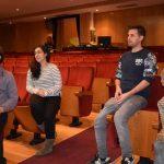 Entrevista Selu Nieto, María Díaz y Pablo Gómez – La última boqueá – CCP María Victoria Atencia