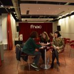 Entrevista Charo Moreno y Julia Crespo – [In]visibles – Fnac Málaga
