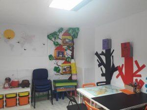 """Sala de formación de """"Psicología Málaga Centro"""""""