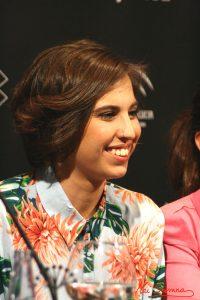 La directora Marta Díaz de Lope. Fotografía de Mai Serrano
