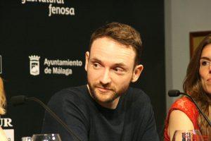 Bruno Sevilla durante la rueda de prensa. Fotografía de Mai Serrano.