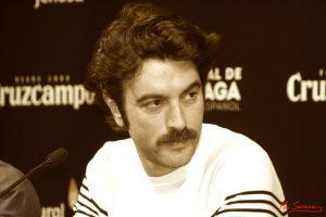 Javier Rey. Fotografía de Mai Serrano.