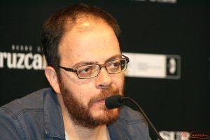 André Ristum, director de la película. Fotografía de Mai Serrano.