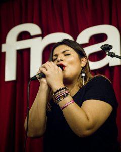 Silvia Vargas. Fotografía de Edu Rosa