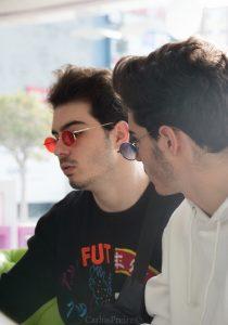 GMLRS durante nuestra entrevista. Fotografía de Carlos Freire.
