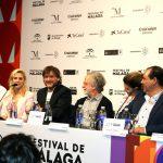 Entrevista Salva Reina, Manuela Velasco y Fernando Colomo – Antes de la quema – 22 Festival de cine en español de Málaga