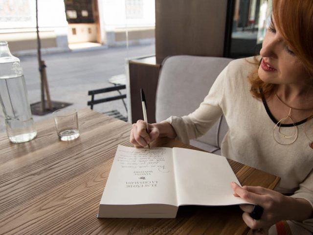 Entrevista Vanessa Montfort – El sueño de la crisálida