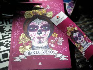 """Portada del libro """"Días de sueños"""". Fotografía de Jose Vera"""