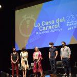Crónica «La casa del caracol» – Cinco minutos de cine – 23 Festival de Cine Español de Málaga