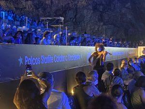 Ara Malikian al principio del concierto. Fotografía de Gema Lamela