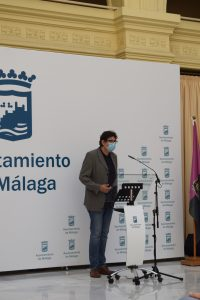 Rubén Gutiérrez. Director general de la Fundación SGAE.