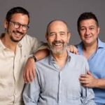 Entrevista David Serrano – Los asquerosos