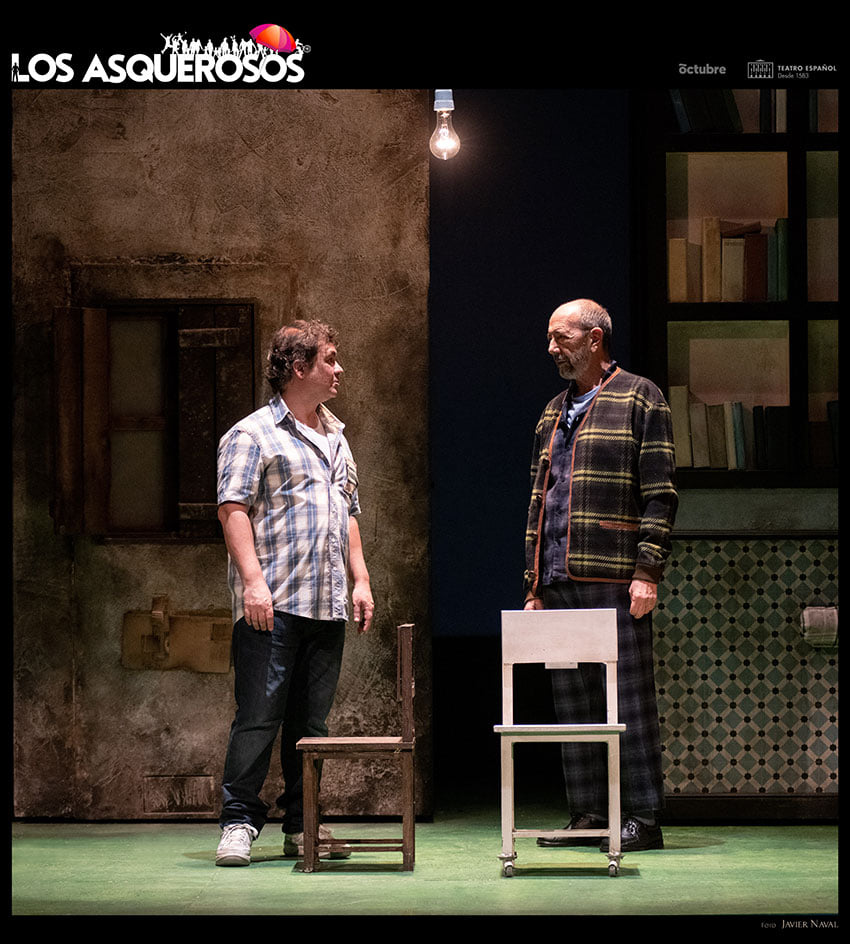 Crítica «Los asquerosos» – Festival de Teatro de Málaga