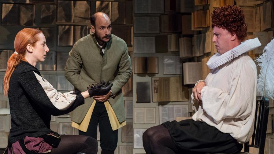 Crítica «Orlando» – Festival de Teatro de Málaga