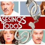 Entrevista Ángel Pardo «Asesinos Todos» – Teatro Reina Victoria