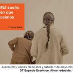 Entrevista María Díaz Megías, Alba Muñoz y Noelia Iglesias – El sueño en que caímos