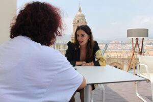 Entrevista con María Hervás - Fotografía de José Vera