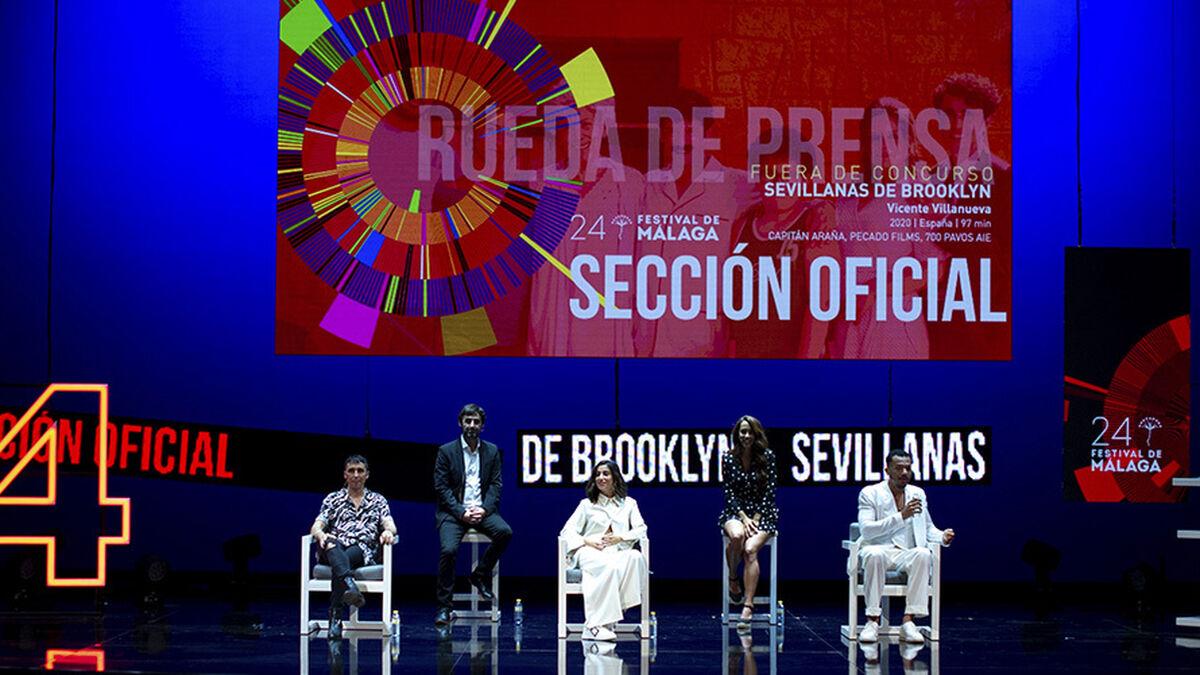 Crítica «Sevillanas en Brooklyn» – Festival de Cine de Málaga