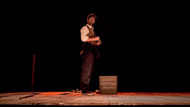 Crítica «Una noche sin luna» – Teatro Cervantes